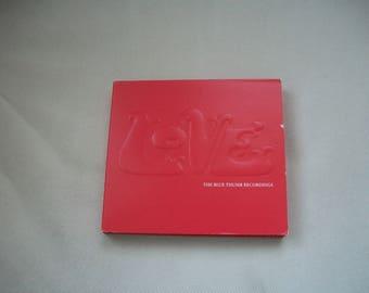 "LOVE ""The Blue Thumb Recordings"" CD's"