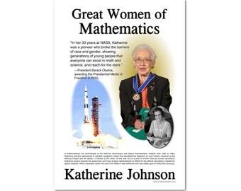 Great Women of Mathematics: Katherine Johnson