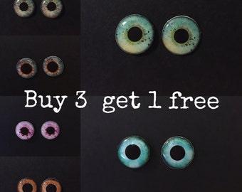 Blythe eye chips, Blythe eyechips, realistic eye chips, pullip eye chips, middie blythe eye chips