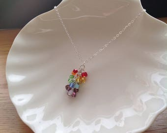 The Rainbow Collection- Small Rainbow Cluster