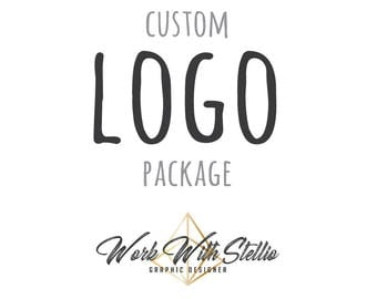 Custom Logo Design - Graphic Design - Graphic Design Services Brand Identity Custom Graphic Designer - Branding Basic Pack Australian