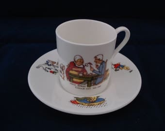 Small Cup & Saucer