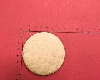 Wooden blank Circle