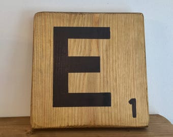 Large scrabble wall tiles scrabble letters