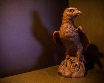 L'Aquila in Walnut Handicrafts