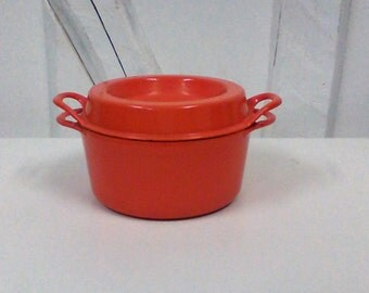 COUSANGES the CRESET doufeu oven casserole orange.