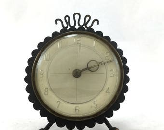 Art Deco clock by Bentima