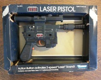 Vintage Return of the Jedi Laser Pistol