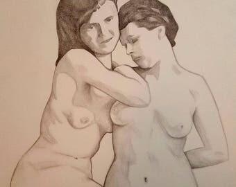 "Fine Art Print - ""Duality"""