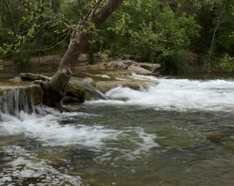 Greenbelt Waterfall