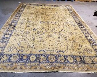 1940s Turkish Sivas rug