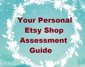 Etsy Shop Review, Etsy Shop Critique, Shop Critique, Shop review, Shop review guide,
