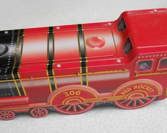 Red Rocket 306 Vintage Arnott's Tin