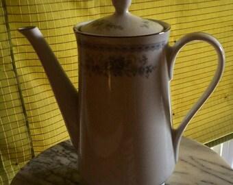 Vintage tea picture, porcelain China, kitchen, dining home decor