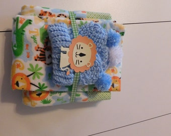 Newborn Receiving Blanket Set