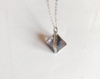 Fluorite silver