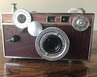 Argus Coated Cintar Range Finder Camera f/3.5   50mm