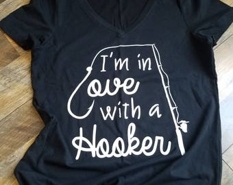 Womens Fishing Shirt - Womens tshirt - Mother's Day Gift - Womans Clothing - Fishing Shirt
