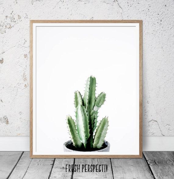 Cactus Wall Art, Botanical Print, Cactus Print, Modern Wall Art, Succulent Art, Wall Art Print, Cacti Print, Cactus Art, Cactus Photography
