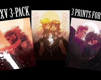 morning / noon / night print 3-pack (preorder)