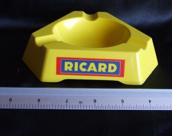 Ricard Ashtray French bistro