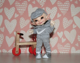 """Preorder! Outfit """"NIKE"""" for puki-puki and dolls of similar size"""