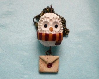 Hedwig, owl from Harry Potter