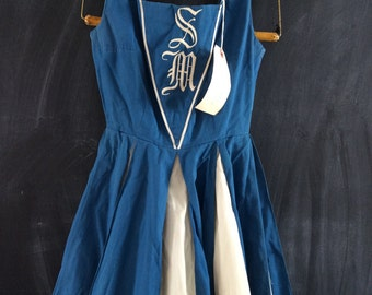 Cheerleader dress 1950