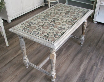 Shabby Chic side table kitchen table