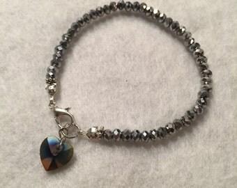 Bracelets swarowski crystal beads