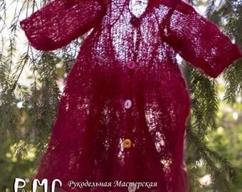 Dress for baby Brusnichka