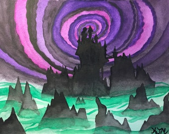 REDUCED PRICE! The Castle: Sleeping Beauty (Original)