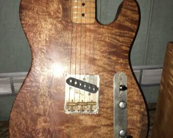 Mangocaster telecaster esquire vintage custom electric guitar