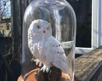 Hedwig Owl Harry Potter Inspired Sculpture