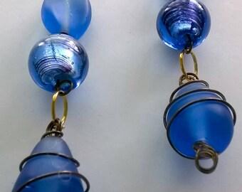 Renetta's Forever Blue Jewelry Set