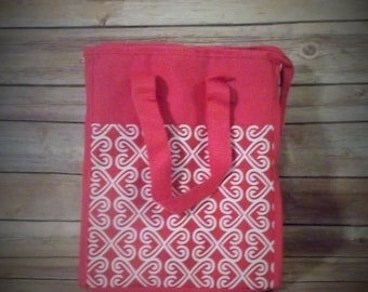 Monogrammed Lunch Tote, Personalized Lunch Tote, Lunch Totes, Lunch Box, Lunch Bag, lunch tote, lunch tote insulated, Adult lunch tote