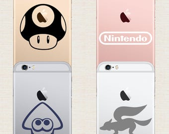 Nintendo Decals