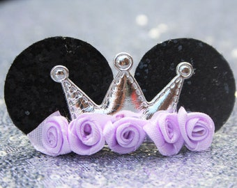Princess Minnie Hair Clip