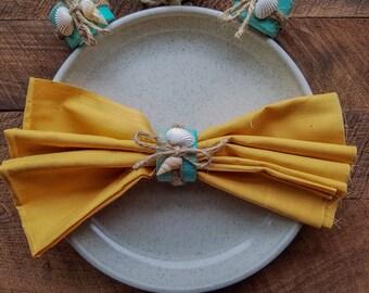 Seashell Napkin Ring