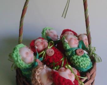 basket of goblins babies