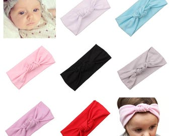 2 - PACK! Cotton Headbands