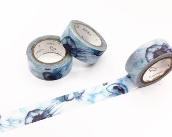 Jellyfish Washi Tape - Season's Color Series