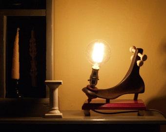 Upcycled Lamp - No 3