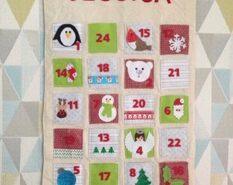 OFFER   Personalised advent calendar