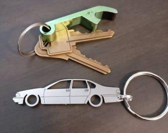 Impala SS B-body 1994-1996 Camaro Keychains