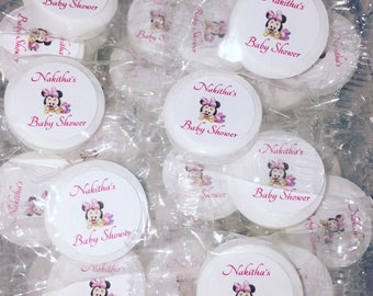 Minnie Mouse Baby Shower | Etsy