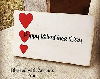 Valentine's Day sign, Valentine's Day decor, valentines gifts, valentine gift, Valentine's Day decoration, happy Valentine's Day