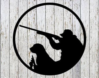 Duck Hunting Decal