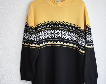 SALE VINTAGE OVERSIZED sweater