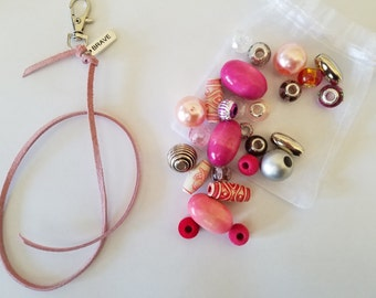 Example idea, Pink, but all are custom made